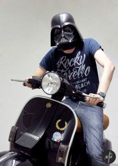 triangle to circle #nikolaj #wars #vespa #vader #bielov #star #darth