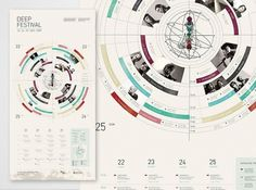 Graphic-ExchanGE - a selection of graphic projects #layout #design #graph #circular #chart