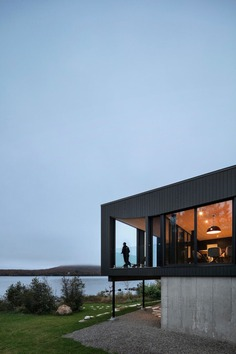La Barque Retreat / ACDF Architecture 1