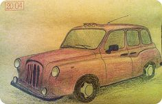 All sizes | DSC04817 | Flickr - Photo Sharing! #sketching #drawing #car