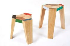 Endy Stool - Studio Ve