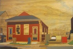 David Linneweh - Refurbished (New Orleans 1) #1   Daily Art Fixx Shop - Contemporary Art Gallery
