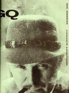 GQ Covers #man #male #smoking