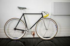 CONVOY #beautiful #fixie #bike
