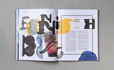 A New Type of Imprint VOL. 9 on Behance
