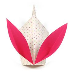 How to make an origami rabbit traditional (http://www.origami-make.org/howto-origami-rabbit.php)