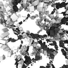 generative art 3D 1 #processing
