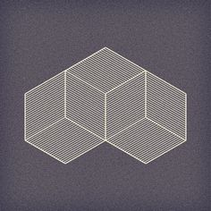 Between | User experience design #random #line #geometry #geometric