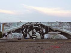 To the Future: Mural by El Mac in Toronto - JOQUZ #mural #el #art #street #toronto #mac