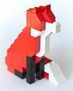 David Cole - Lego Fox #lego