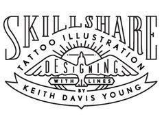 Skillshare #logo