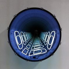oido #music #type #blue #installation