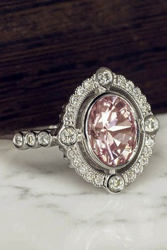 Vintage engagement rings are perfect for stylish brides who want something truly unique and classy.
