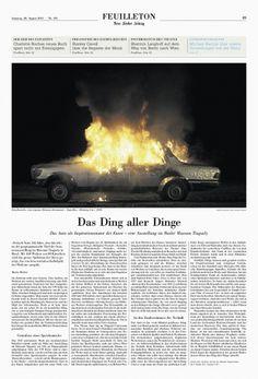 Meiré und Meiré #meire #white #newspaper #black #layout #und