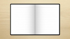 White notebook psd template Free Psd. See more inspiration related to Template, White, Notebook, Open, Psd, Realistic and Horizontal on Freepik.
