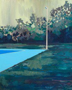 Robert Josiah Bingaman | PICDIT #painting #design #color #art