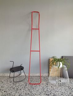 Tol Hanger by Danilo Calvache #rack #coat