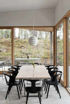 Dalarna House in Sweden by Dive Architects 13