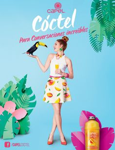 Capel Cocktail – Let's talk