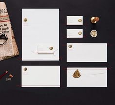 Personal Branding : Lovely Stationery . Curating the very best of stationery design