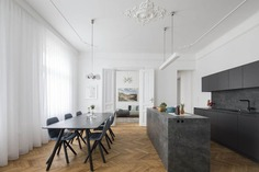 Apartment B Vienna / Destilat Architecture + Design