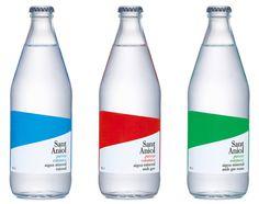 Sant Aniol Premium on Behance