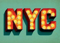 jeff_rogers-nyc | Fubiz™ #nyc #illustration #typography