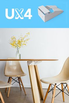 The SWENYO UX4: An Incredibly Versatile DIY Furniture Kit