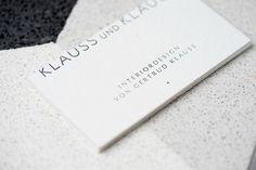 Klauss und Klauss - Branding on Behance