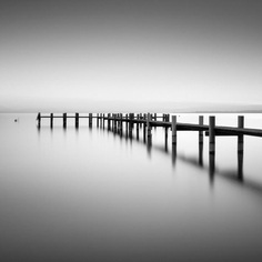 Black and White Seascape and Waterscape Photography by Arnaud Bathiard