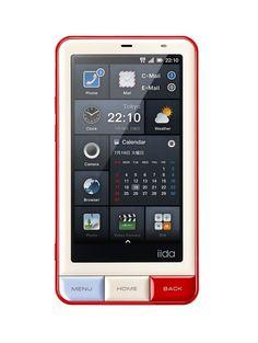 INFOBAR A01 : GALLERY | 製品ラインアップ | au #infobar #cellphone #japan