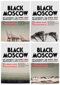Black Moscow - Velcro Suit - The Graphic Design and Illustration of Adam Hill #hill #adam