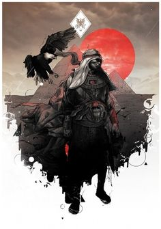 Assassin's Creed - I Am Gabz #video #illustration #poster #game
