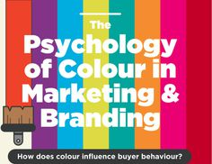 Digital Marketing Statistics and Color infographic