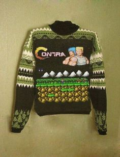 I Heart Chaos — Must have fashion this winter: The Contra Sweater ... ($20-50) — Svpply #contra #vintage #sweater