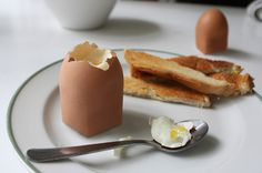 genetically modified egg by dominic wilcox #food