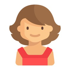 See more icon inspiration related to girl, child, avatar, young, user, people, kid and profile on Flaticon.