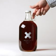 Best Made Company — #syrup #bottle #packaging #co #best #jug #maple #made