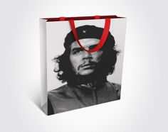 Be che #cheguevara #hasta #branding #siempre #icon #cuba #design #che #la #be #victoria #bag