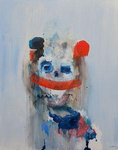 Joram Roukes - F C H i C H K 'L #joram #roukes #painting