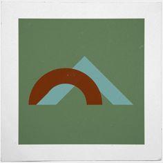 Geometry Daily #geometry #simplicity #geometric #simple #artwork #minimal #poster