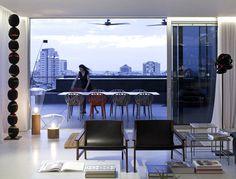 Luxury Penthouse by Pitsou Kedem Architects - #decor, #interior, #homedecor, home decor, interior design,