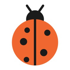See more icon inspiration related to bug, insect, ladybug, Ladybird, nature, animals and animal kingdom on Flaticon.