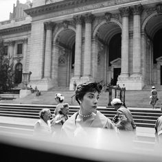 Street Photography, Vivian Maier #photography