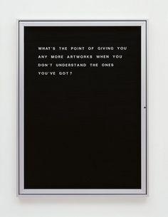 Bethan Huws #art