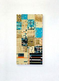 . #wood #panel #art