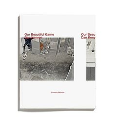 » Our Beautiful Game Flickrgraphics #cover #design #graphic #book
