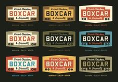 Boxcar colors