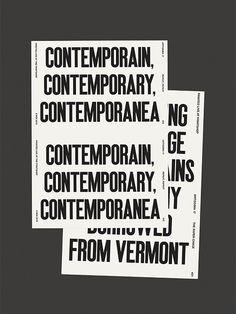 Delphine Dubuisson | Graphic Design | Artissima Bulletins #contemporary