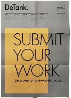 Detank Poster | Gridness